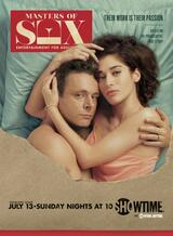 Masters of Sex - Staffel 2 - Poster
