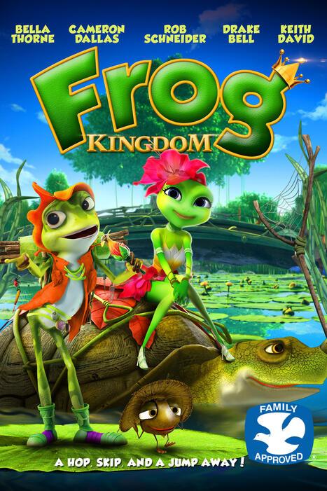Freddy Frog - Ein Ganz Normaler Held Stream