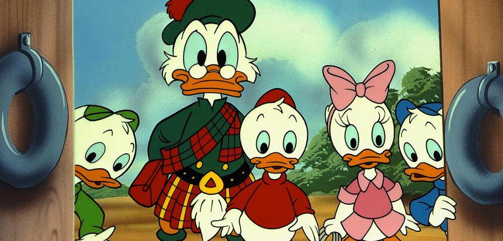 Ducktales Serien Stream
