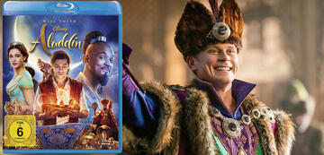 Aladdin Blu-ray: Billy Magnussen als Prinz Anders