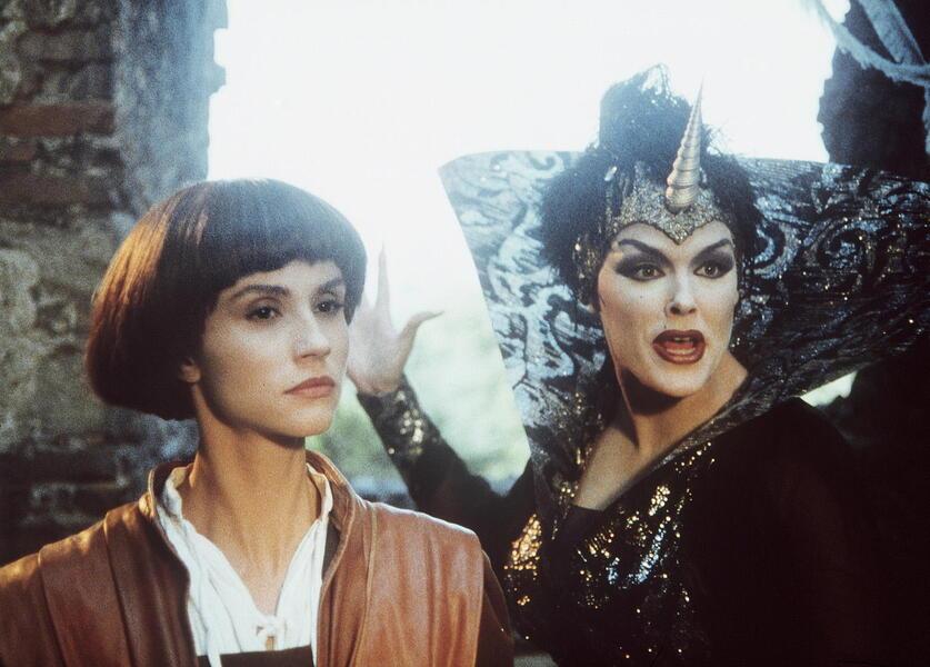 Prinzessin Fantaghiro mit Brigitte Nielsen und Alessandra Martines