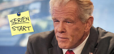 Nick Nolte in Graves, Staffel 1