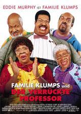 Familie Klumps und der verrückte Professor - Poster