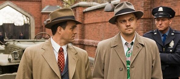 Leonardo DiCaprio und Mark Ruffalo in Shutter Island