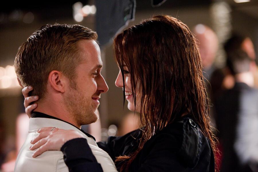Crazy, Stupid, Love. mit Ryan Gosling und Emma Stone