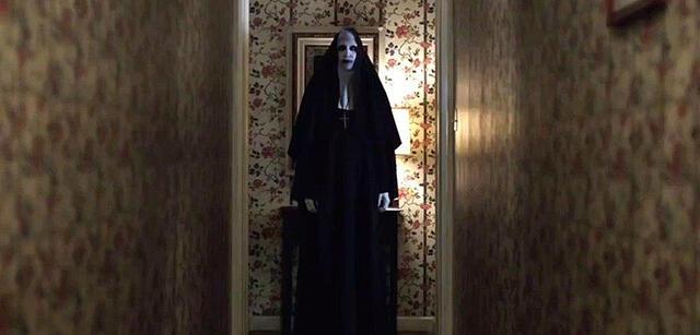 Die Nonne in Conjuring 2