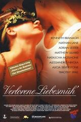 Verlorene Liebesmüh' - Poster