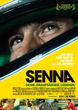 Senna - Poster