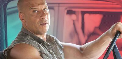 Vin Diesel am Fast & Furious-Steuer