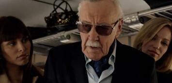Bild zu:  Stan Lees Gastauftritt in Agents of S.H.I.E.L.D.