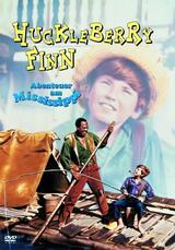 Huckleberry Finn - Abenteuer am Mississippi - Poster