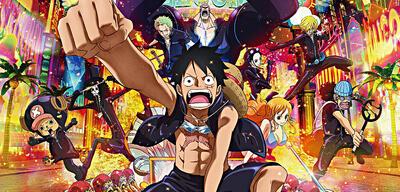 Ruffy und seine Freunde (One Piece Film: Gold)