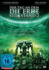 Der Tag an dem die Erde stillstand 2 - Angriff der Roboter - Poster
