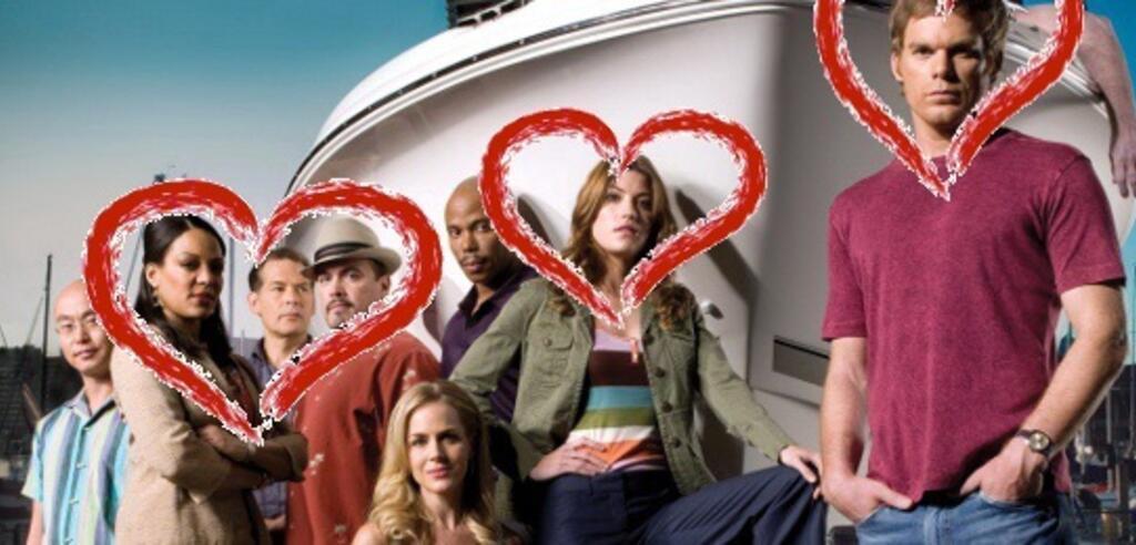 Wer ist euer Serienherzblatt aus Dexter?