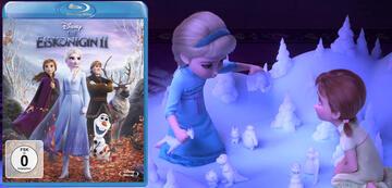 Die Eiskönigin 2 auf DVD: eisige Easter Eggs
