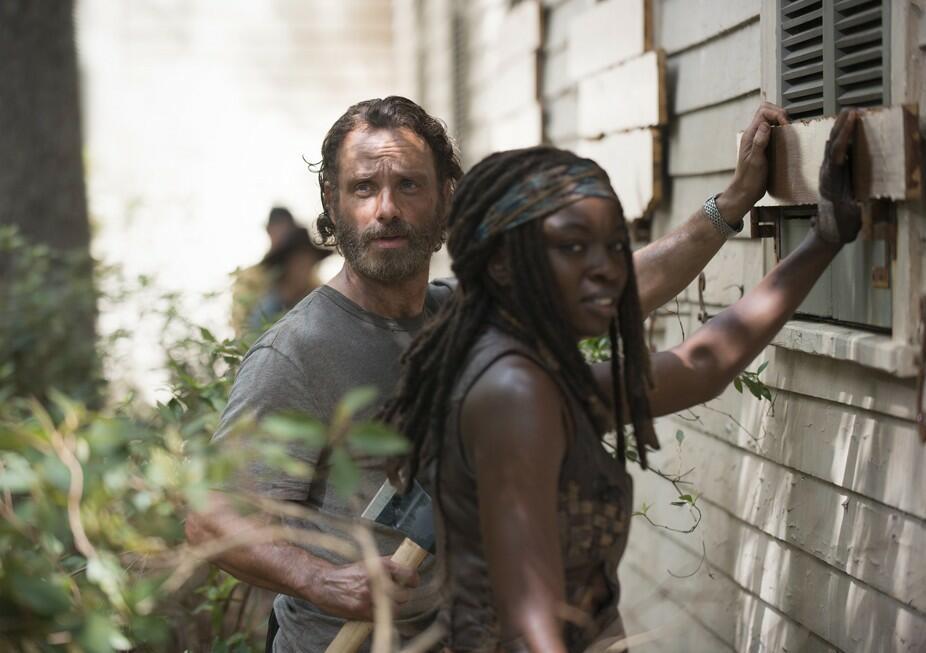 The Walking Dead Staffel 5 Online Schauen