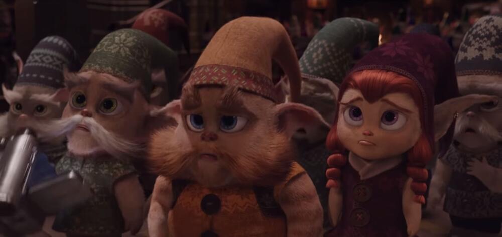 The Christmas Chronicles Trailer.Netflix Uberrascht Mit Kurt Russell In Weihnachtsspecial Von