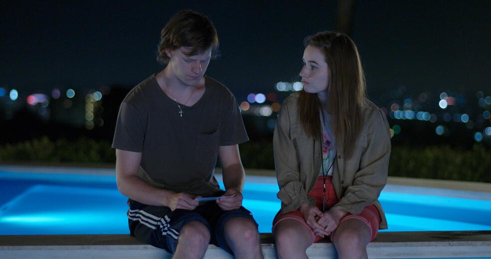 The Premise, The Premise - Staffel 1 mit Kaitlyn Dever und Lucas Hedges