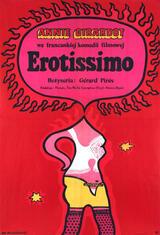 Erotissimo - Poster