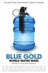 Blue Gold - Poster