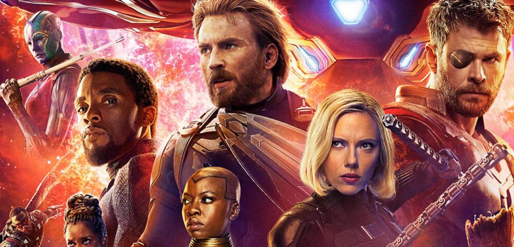 Alle Filme des Marvel Cinematic Universe in chronologischer Reihenfolge