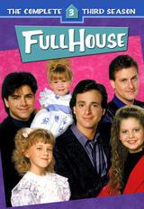 Full House - Staffel 3 - Poster