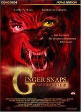 Ginger Snaps - Das Biest in dir - Poster