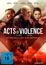 Acts of Violence - Poster