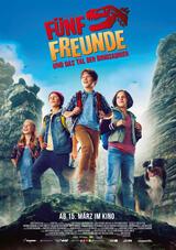 Fünf Freunde und das Tal der Dinosaurier - Poster