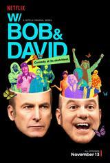 W/ Bob and David - Poster