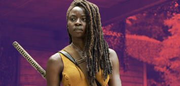 Bild zu:  Michonne in The Walking Dead
