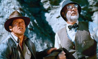 Indiana Jones und der letzte Kreuzzug mit Harrison Ford und Sean Connery - Bild 8