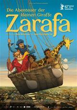 Die Abenteuer der kleinen Giraffe Zarafa - Poster