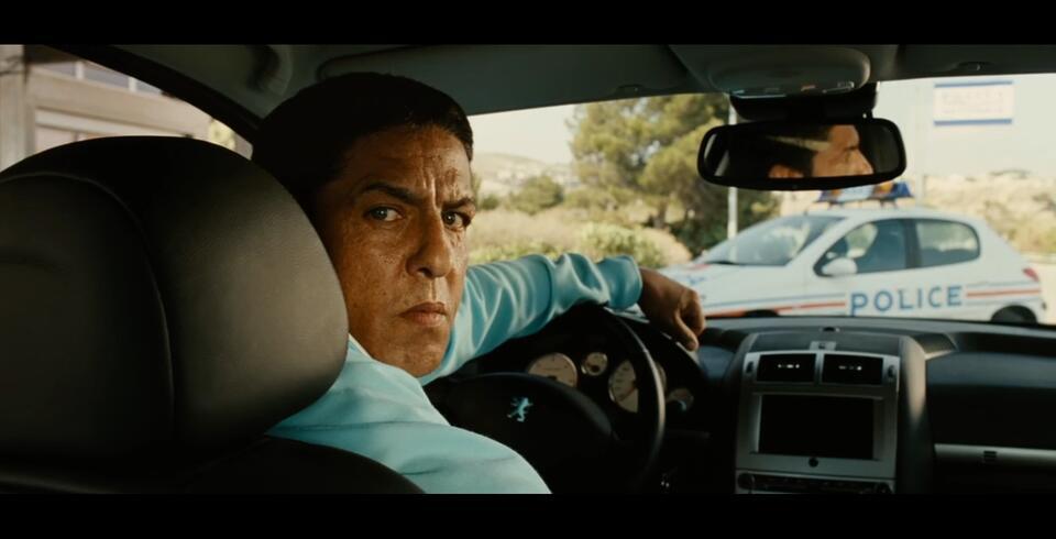 Taxi IV mit Samy Naceri