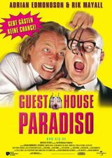Guest House Paradiso - Poster