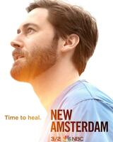 New Amsterdam - Staffel 3 - Poster