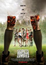 Scouts vs. Zombies - Handbuch zur Zombie-Apokalypse - Poster