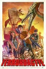 Terrordactyl - Poster