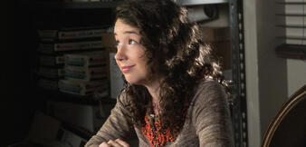 Sarah Steele in Good Wife