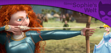 Bild zu:  Merida ist der Abgesang an die stereotype Märchenprinzessin