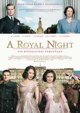 A Royal Night - Ein königliches Vergnügen - Poster