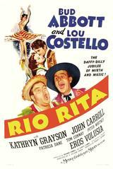 Rio Rita - Poster