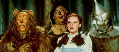 Der Zauberer von Oz aus dem Jahr 1939