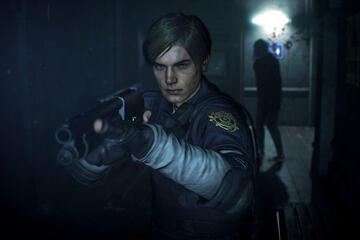 Resident Evil 2-Remake