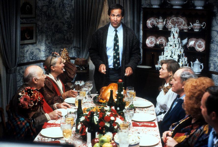 Schöne Bescherung mit Chevy Chase und Beverly D'Angelo