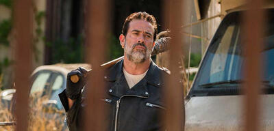 The walking dead staffel 7 mit jeffrey dean morgan edit
