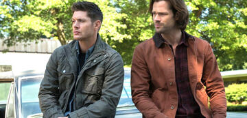 Supernatural-Finale: Sam und Dean Winchester in Staffel 15