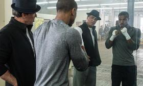 Creed - Rocky's Legacy mit Sylvester Stallone und Michael B. Jordan - Bild 310