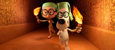 Die Abenteuer von Mr. Peabody und Sherman