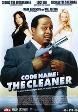 Code Name: The Cleaner - Poster